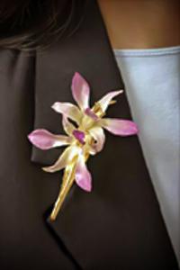 Wearable Flower Jewelry