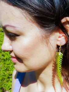 Popular Fern Earrings